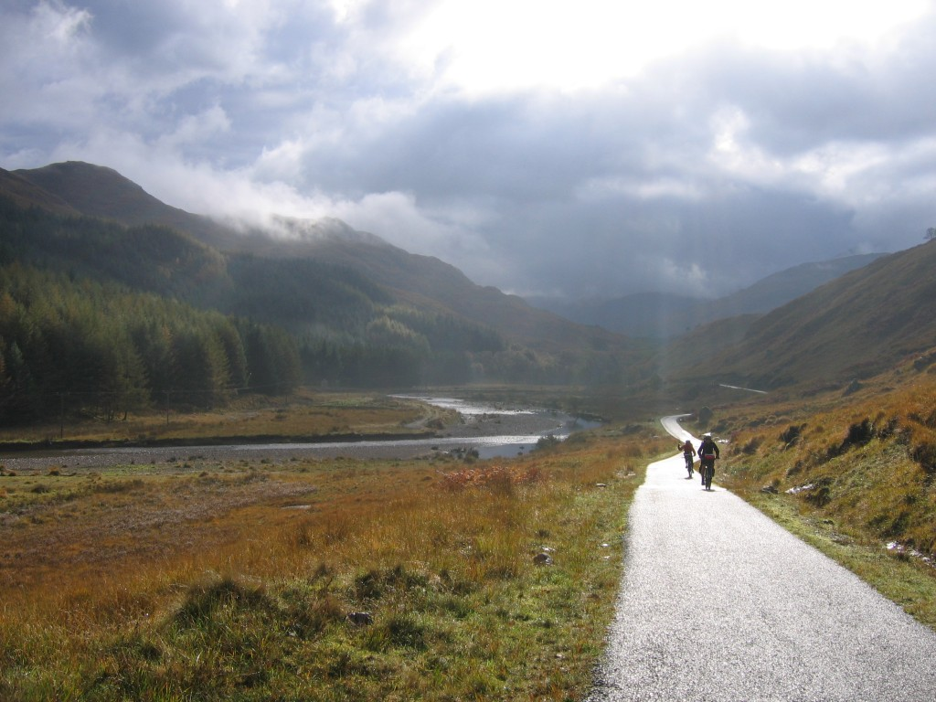 Glenfinnan Pass
