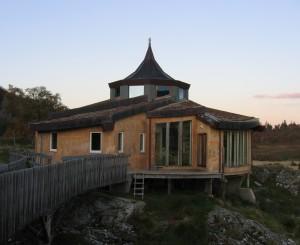 Uvie Farm Roundhouse