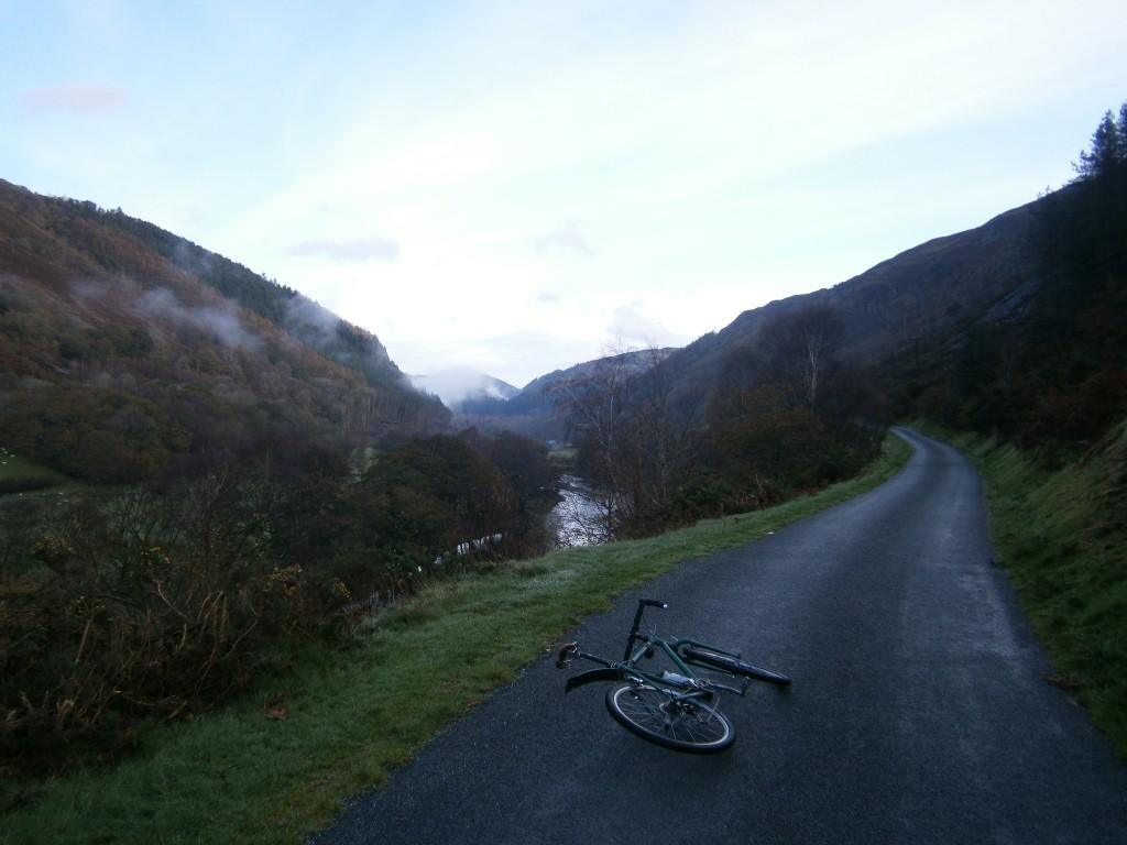 Mawddach valley back road