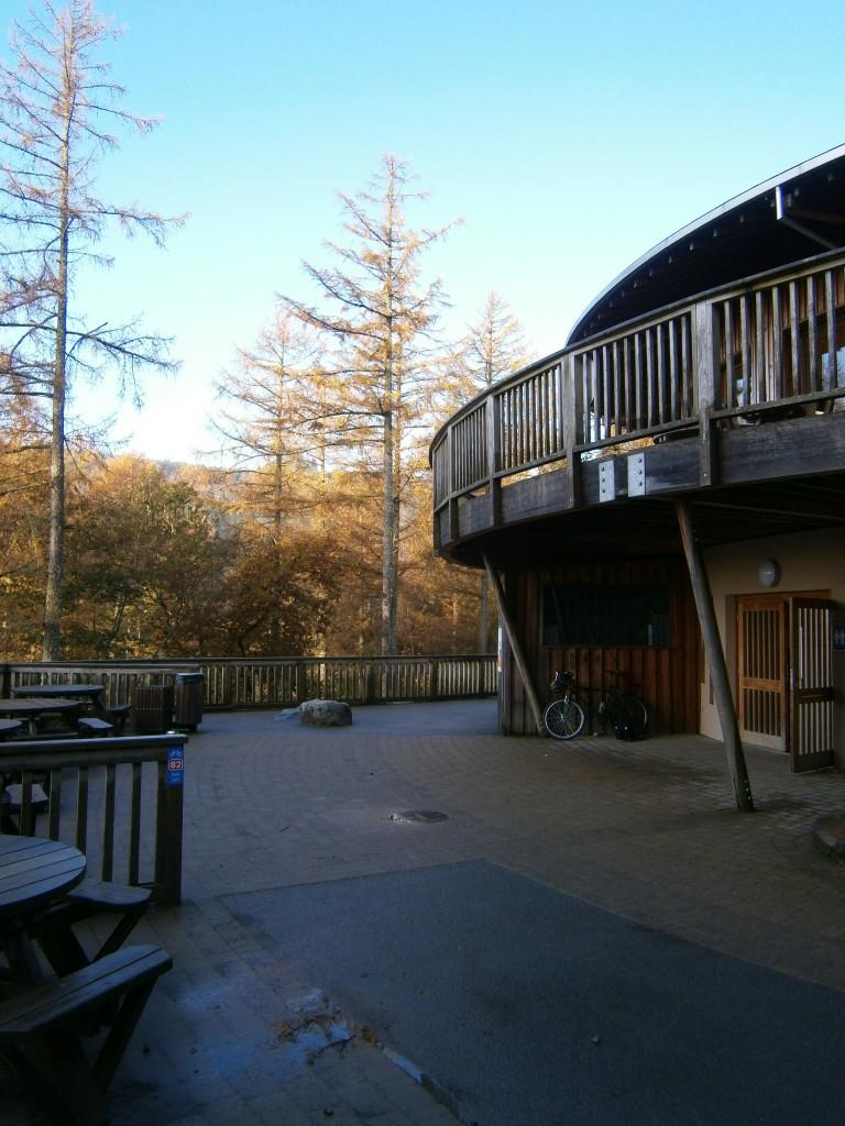 Beics Brenin, Coed y Brenin Visitor Centre