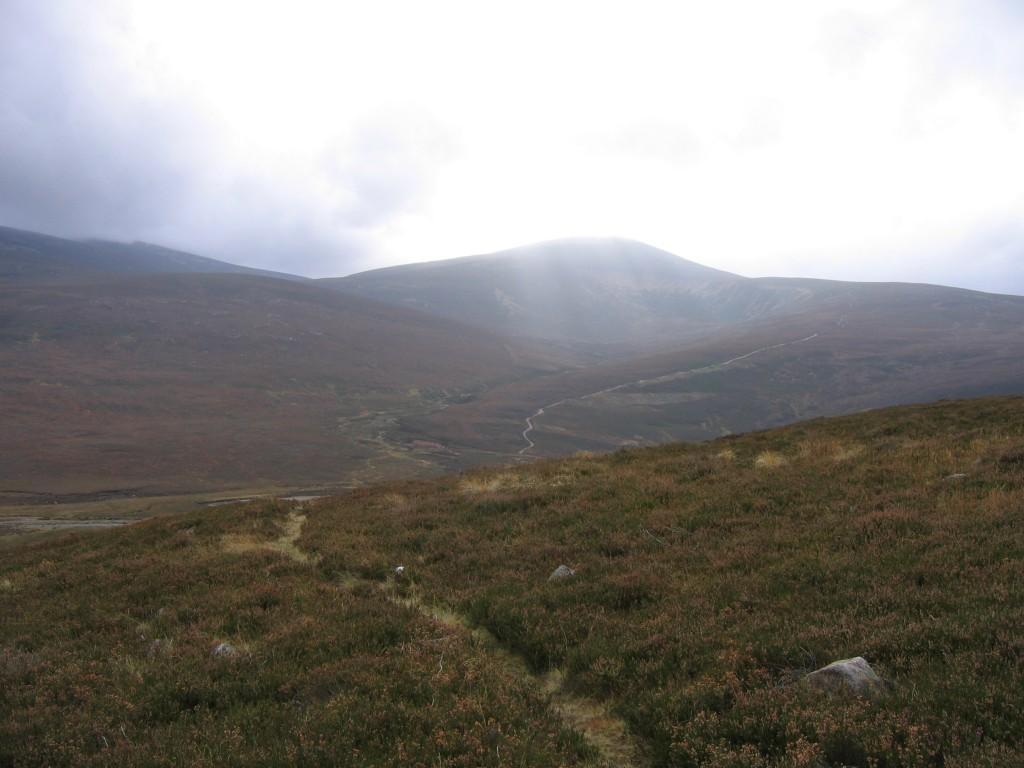 Mount Keen.