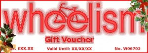 Wheelism Gift Voucher