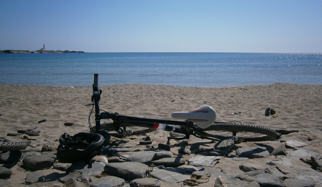 Menorca - sun, sea, sand and singletrack - the perfect destination.
