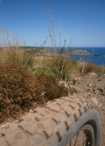 Cami de Cavalls - the Horse Path which skirts the entire island.