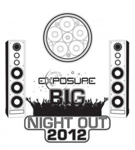 Exposure Lights Big Night Out 2012