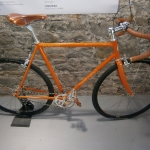 The 2013 show bike.