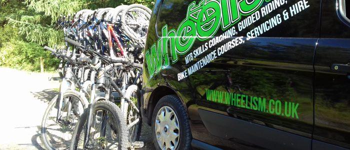 Van & Bike Trailer