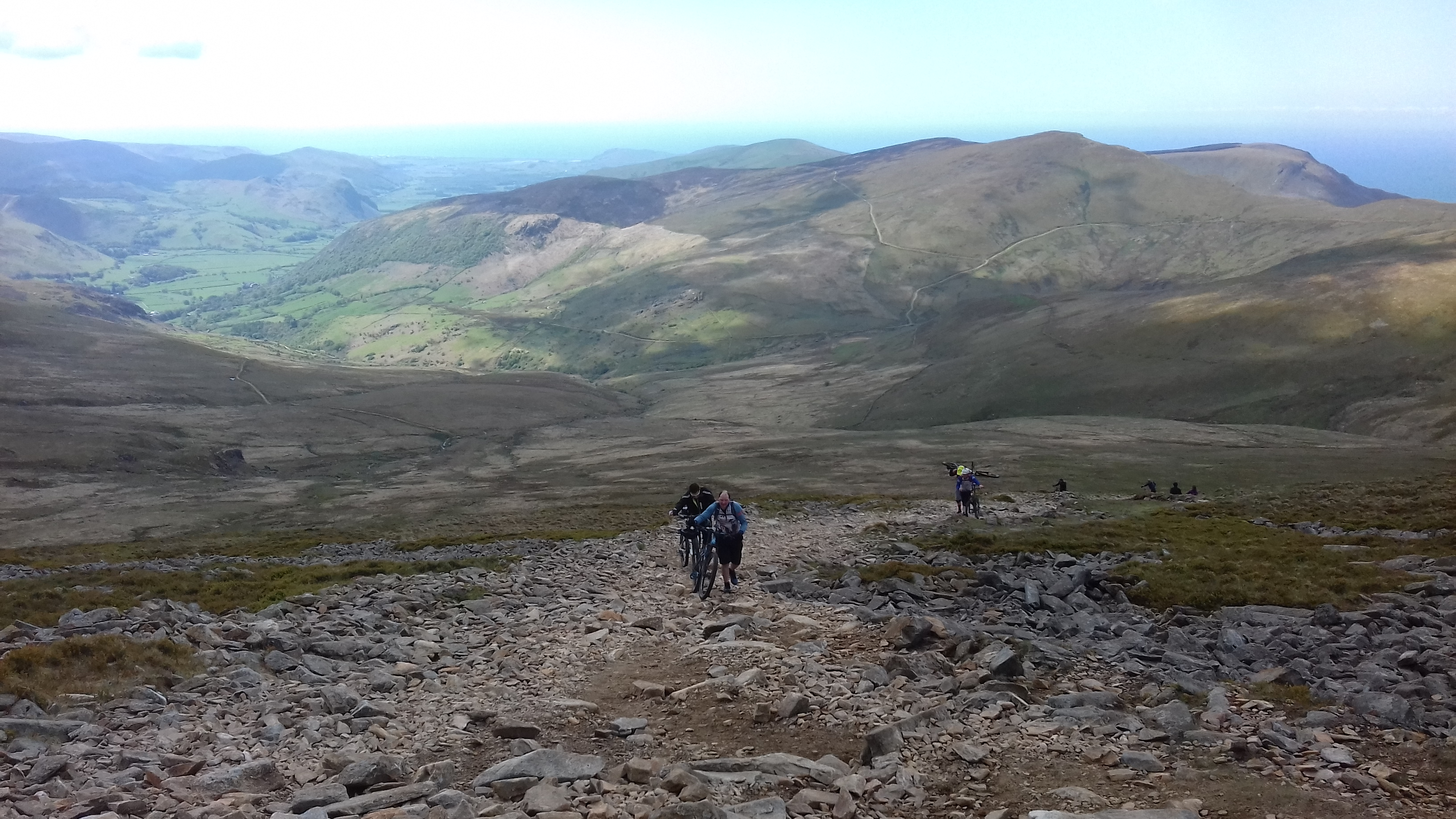 Guided Riding in Southern Snowdonia - Cadair Idris